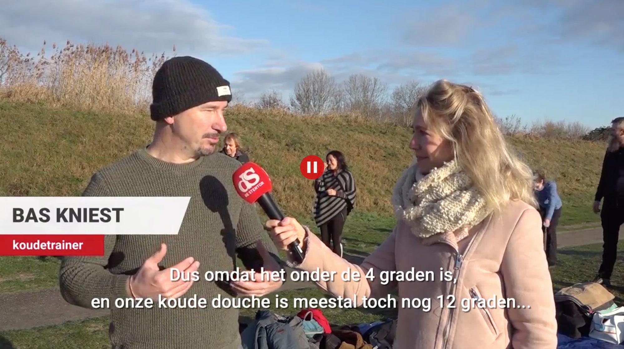 Bas Kniest Interview De Stentor
