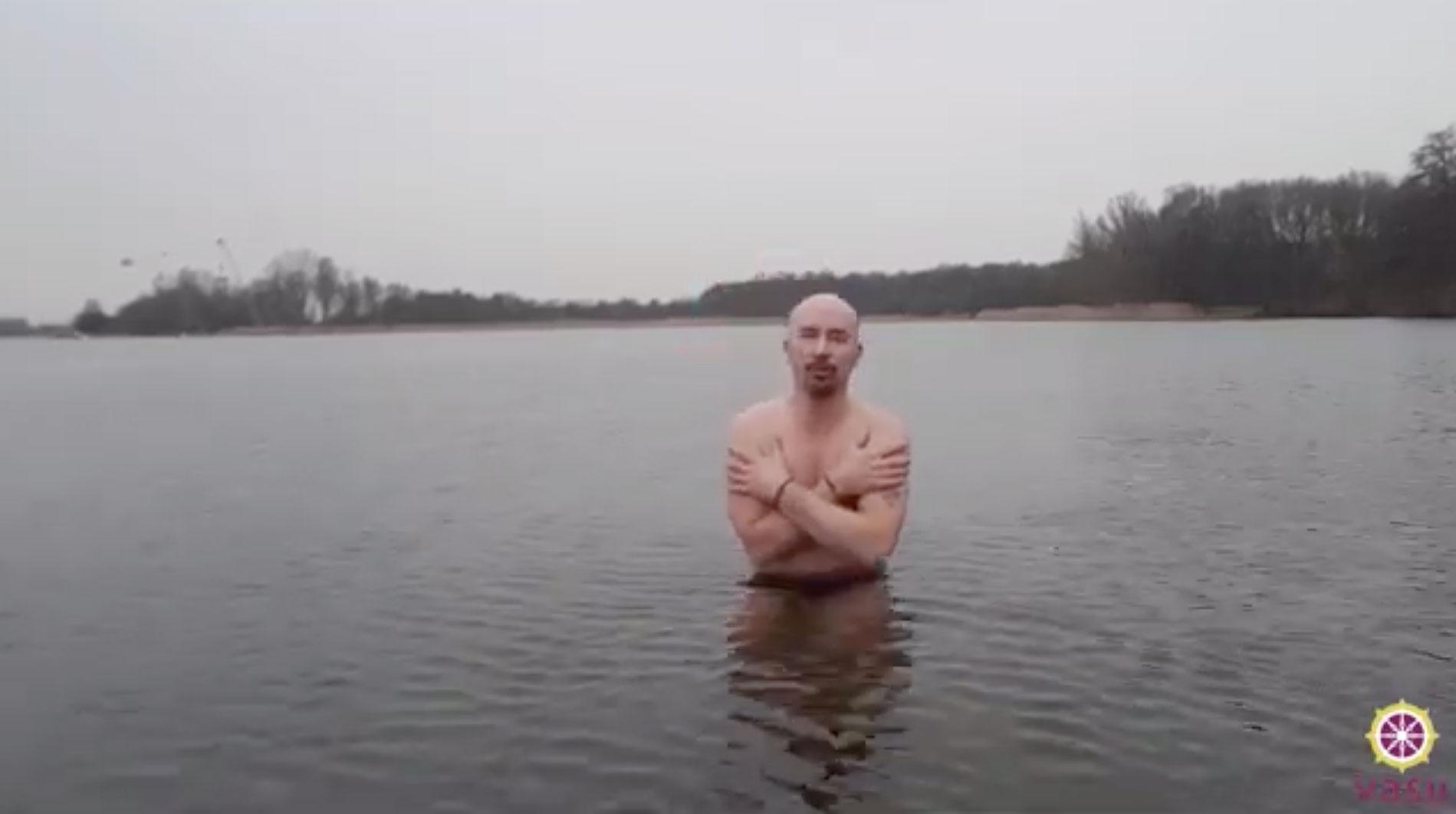 Winterzwemmen in Zwolle